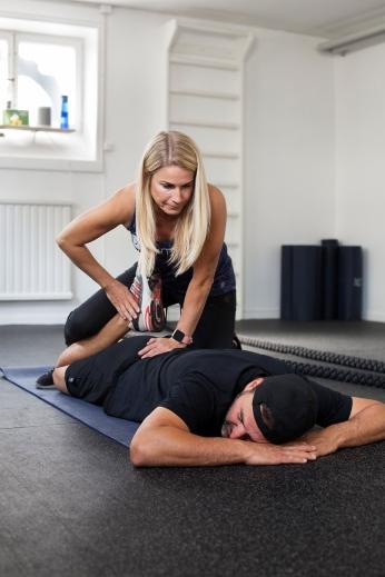 Terapeutisk stretch